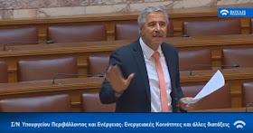 Γ. Μανιάτης: Τα εθνικά συμφέροντα κλωτσοσκούφι από πατριδοκάπηλους κι εθνικολαϊκιστές (βίντεο)