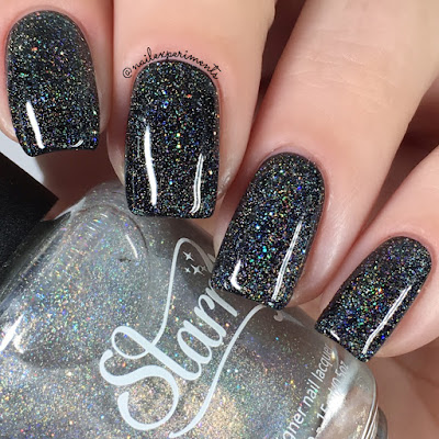Starrily Intergalactic swatch Kelly Marissa