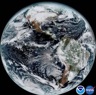 Earth Nasa january 2017