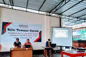 Survei Polram Tempatkan Paslon NADI Unggul dari JODA di Pilkada KLU