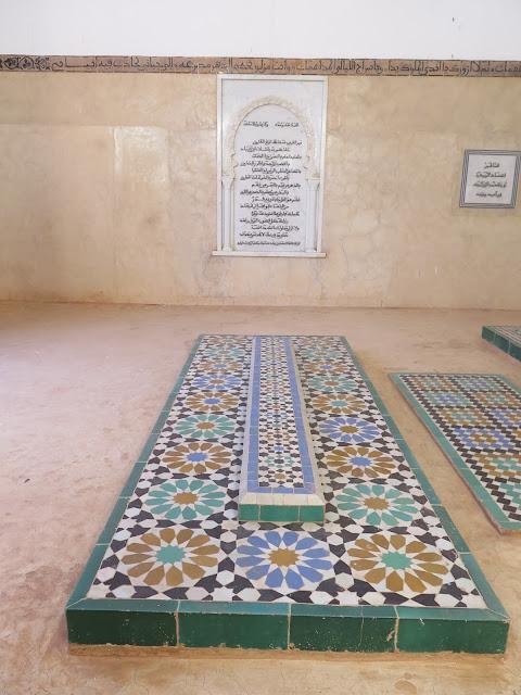 Tumba del Extranjero - Aghmat (Marruecos)