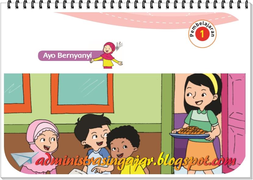 Kunci Jawaban Buku Siswa Tema 7 Kelas 3 Subtema 1 Halaman 7 8 11 Administrasi Ngajar