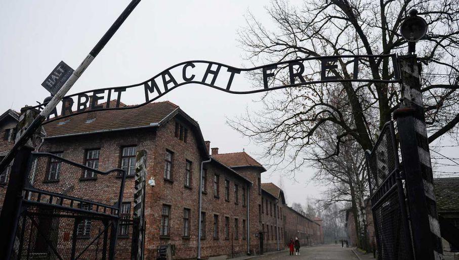 Tak wygląda piekło - Auschwitz