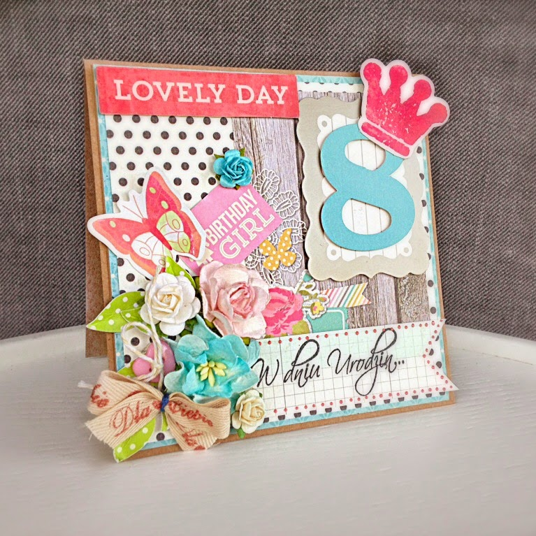 scrapbooking birthday cards