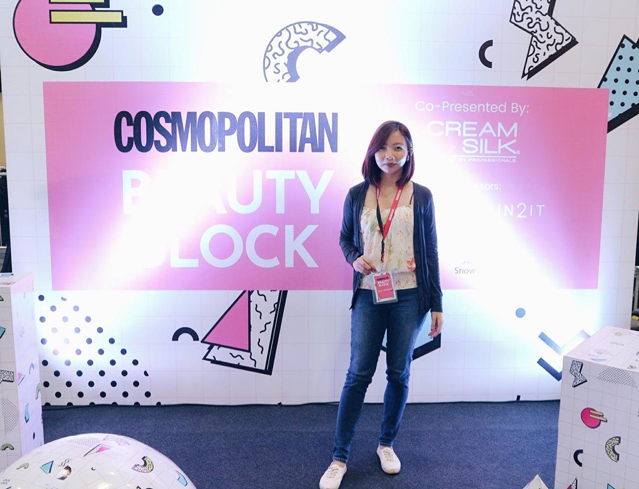 Cosmo Beauty Block 2018 #CosmoBeautyBlock