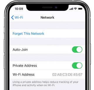 3 Cara Menonaktifkan Random Mac Address Yang Selalu Berubah di Android, Apple dan Windows 10