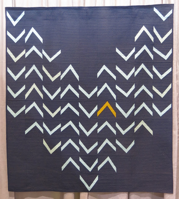 Quiltcon 2017 - Rally by Melanie Tuazon
