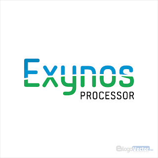Exynos Processor Logo vector (.cdr)