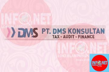 Lowongan Kerja Lampung Accounting PT. DMS Konsultan