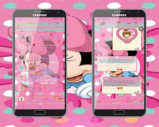 Minnie 2 Theme For YOWhatsApp & RA WhatsApp By Bia