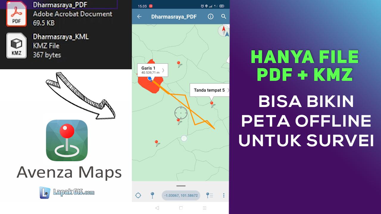 Tutorial Avenza Map untuk Survei (Bahasa Indonesia) Lengkap