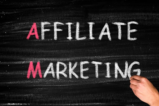 Get Started With Affiliate Marketing - online business ideas