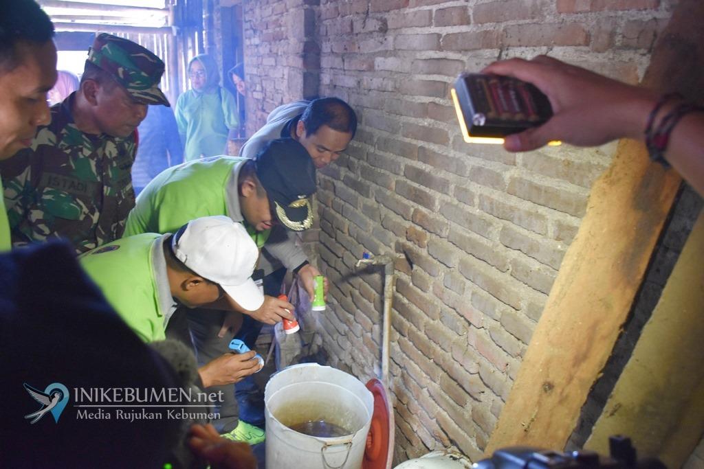 Wakil Bupati Kebumen Ajak Warga Berantas Sarang Nyamuk