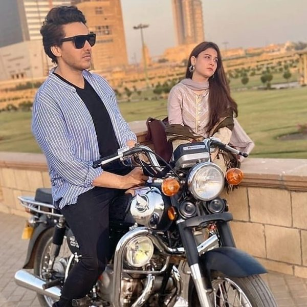 "Drama Set of ""Bandhay Ek Dour Se"" 