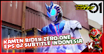 Kamen Rider Zero-One Episode 02 Subtitle Indonesia