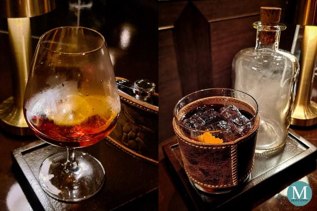 Cocktails at Raging Bull Chophouse & Bar