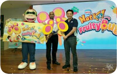 Aiskrim FruituBug Terbaru Nestle