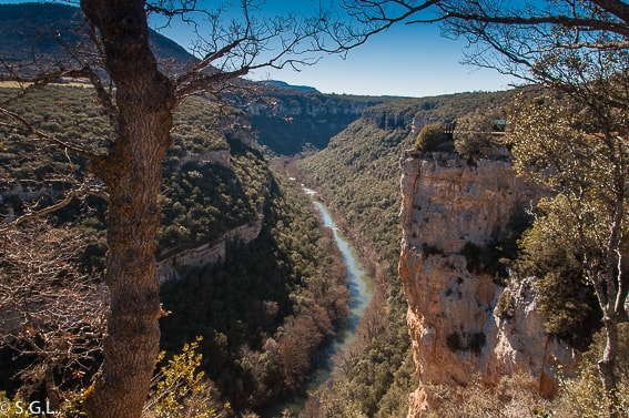 Mirador del Ebro. Burgos