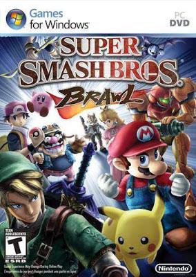Super Smash Bros Brawl Pc Full En Español