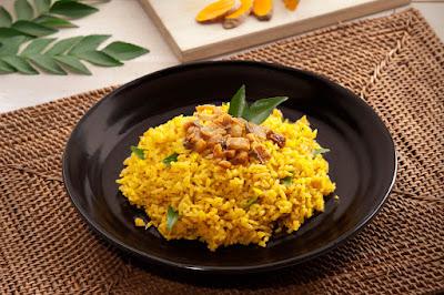 resep membuat nasi goreng kunyit