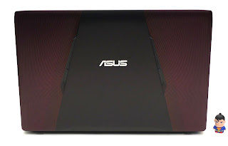 Laptop Gaming ASUS FX553VD Core i7 Second