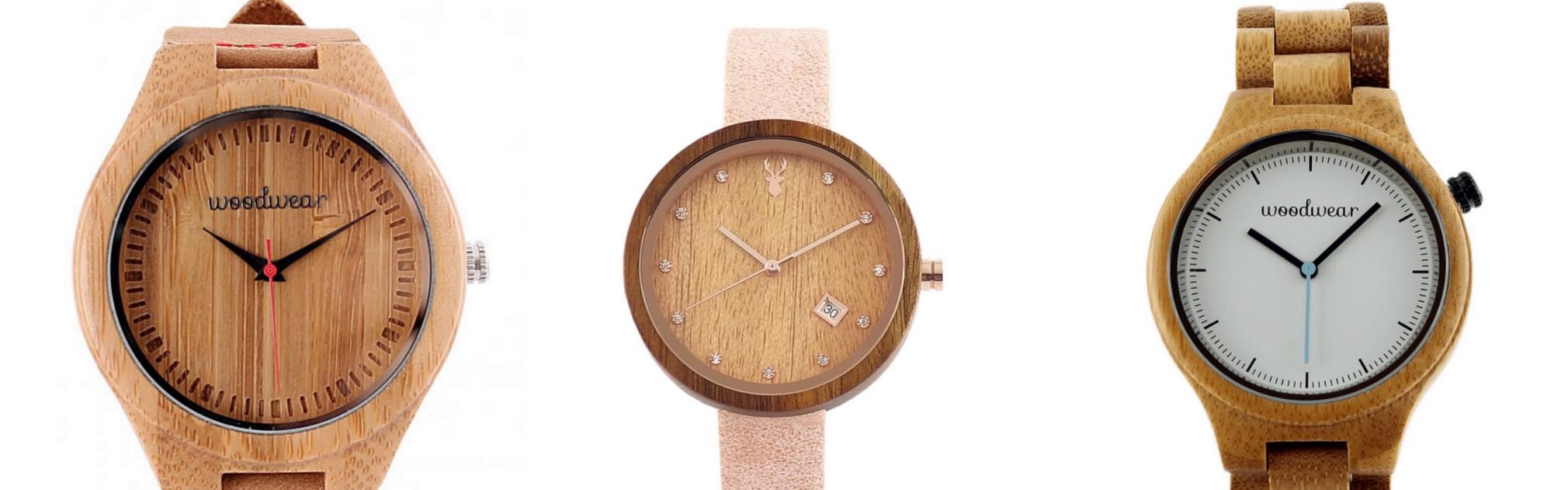 Drewniany zegarek WoodWear
