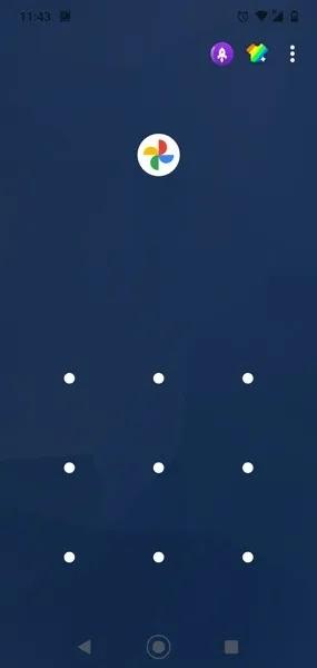 قفل الرسائل النصية صور قفل شاشة Android Applock
