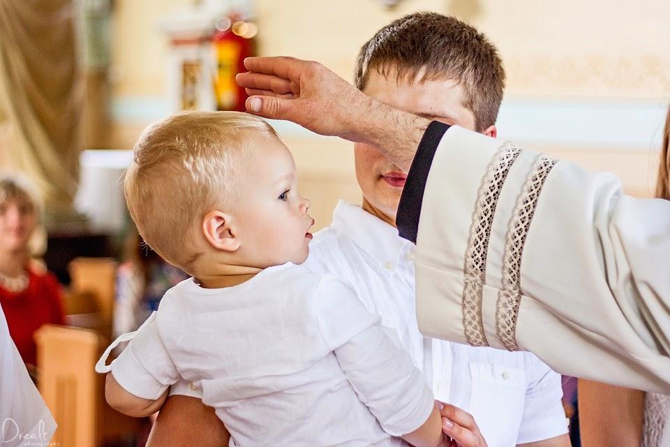 Krikštynų ceremonijos eiga