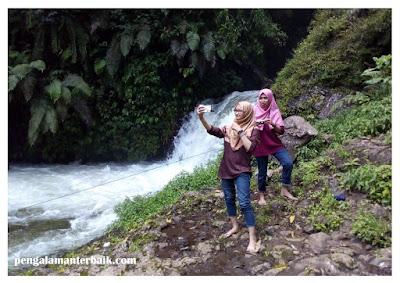 Kawasan wisata Curug Tilu Leuwi Opat, Cimahi