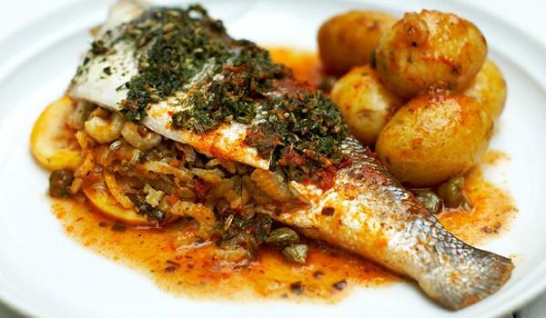 Του Σωτήρος τρώμε ψάρι