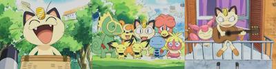 Pokémon - Temporada 6 - Corto 8: Gran Meowth, Pequeños Sueños