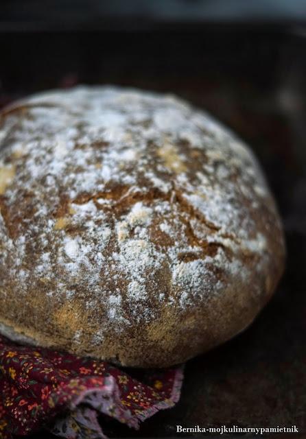 chleb, pieczywo, zakwas, sniadanie, bernika, kulinarny pamietnik, zytni