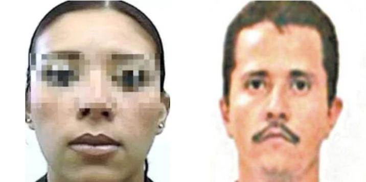 "Revocaron fallo que otorgaba libertad condicional y bajo fianza a Jessica Oseguera González ""La Negra"", hija de ""El Mencho"""