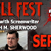 HELL FEST Q&A W/ WRITER SETH SHERWOOD 💀 Horror Addicts Live!