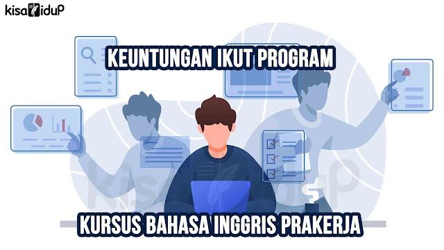kursus bahasa inggris prakerja
