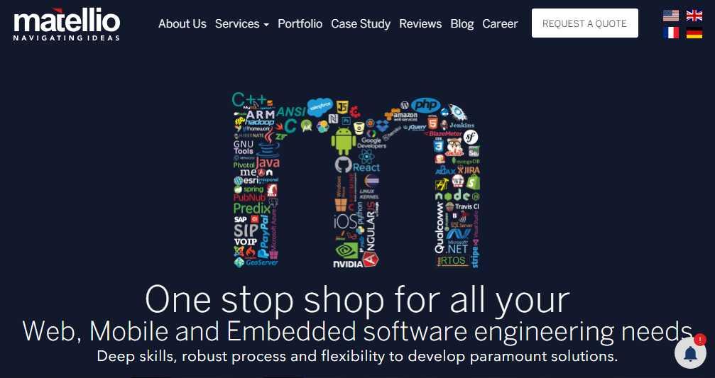 Matellio-software-engineering-studio