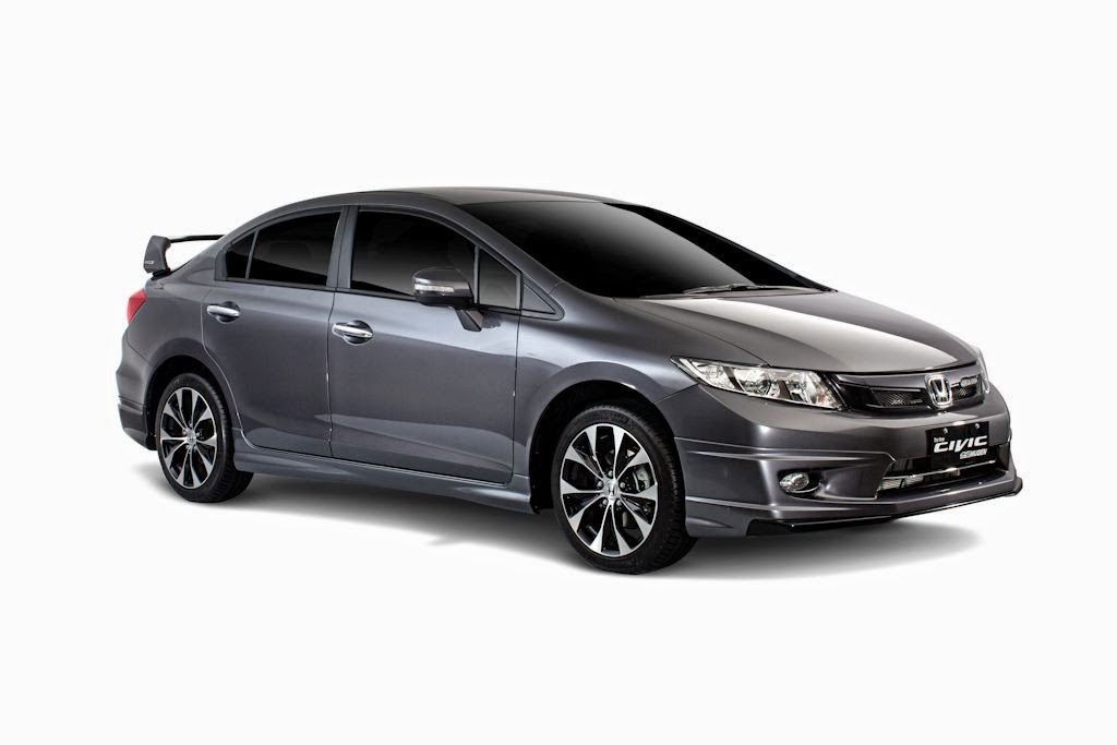 Honda Cars Philippines launches sportier Civic for 2014 (w ...