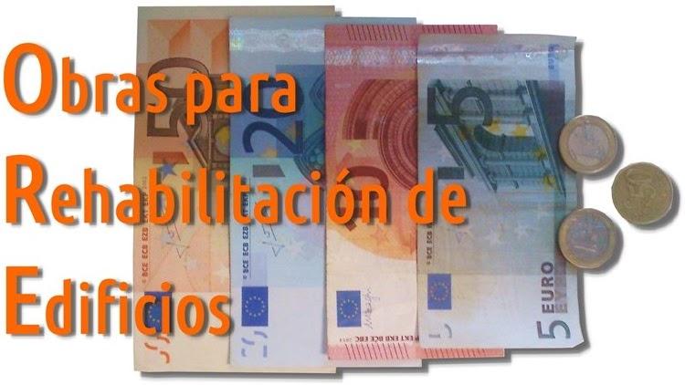 beneficiarios subvencion obras edificio castilla leon 2015 obras