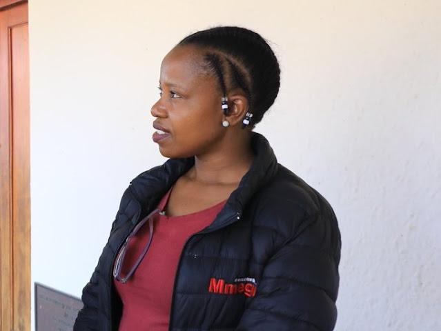Tsaone Basimanebotlhe (Mmegi/Thalefang Charles)