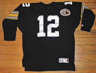 Pittsburgh Steelers Terry Bradshaw Champion Throwbacks jersey