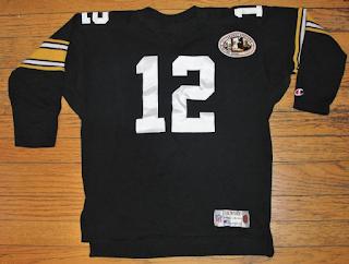 Pittsburgh Steelers Terry Bradshaw Champion Throwbacks jersey