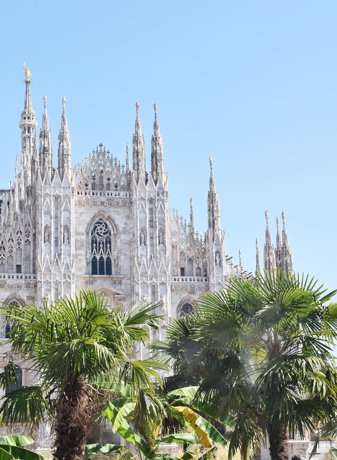 Milánó, Dóm