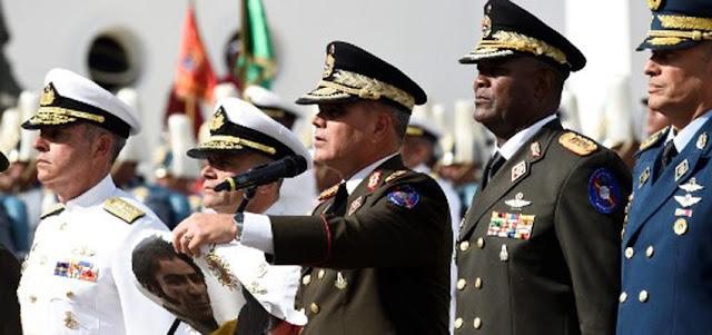 FANB condena a equipo de Guaidó supuestamente involucrado en venta de armas
