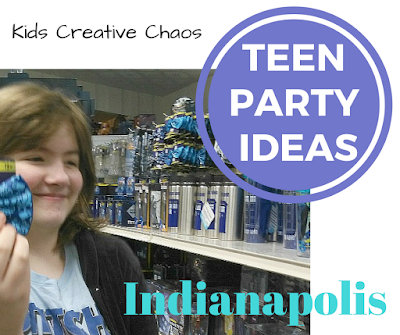 Teenage Birthday Party Ideas Indianapolis: Tweens Too!