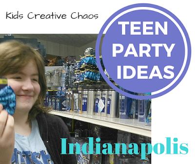 Teenage Birthday Party Ideas Indianapolis: Tweens Too!