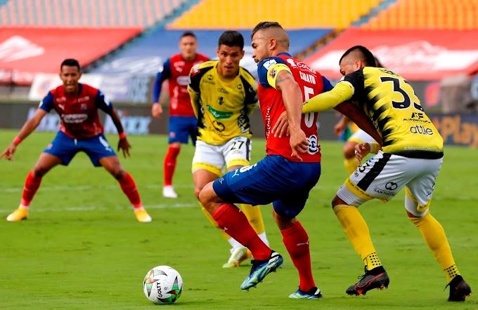 ¡Vibrante! La galería del empate logrado por Independiente Medellín como local, ante Alianza Petrolera