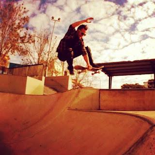 Mark Jansen Skateboarding Adelaide City Boneless