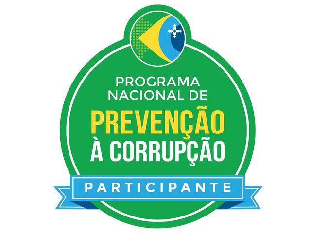 Registro-SP conquista selo do Programa Nacional de Prevenção à Corrupção - PNPC