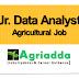Junior Data Analyst | Agricultural Job