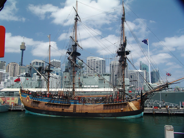The first fleet arrived in Sydney in 1788
